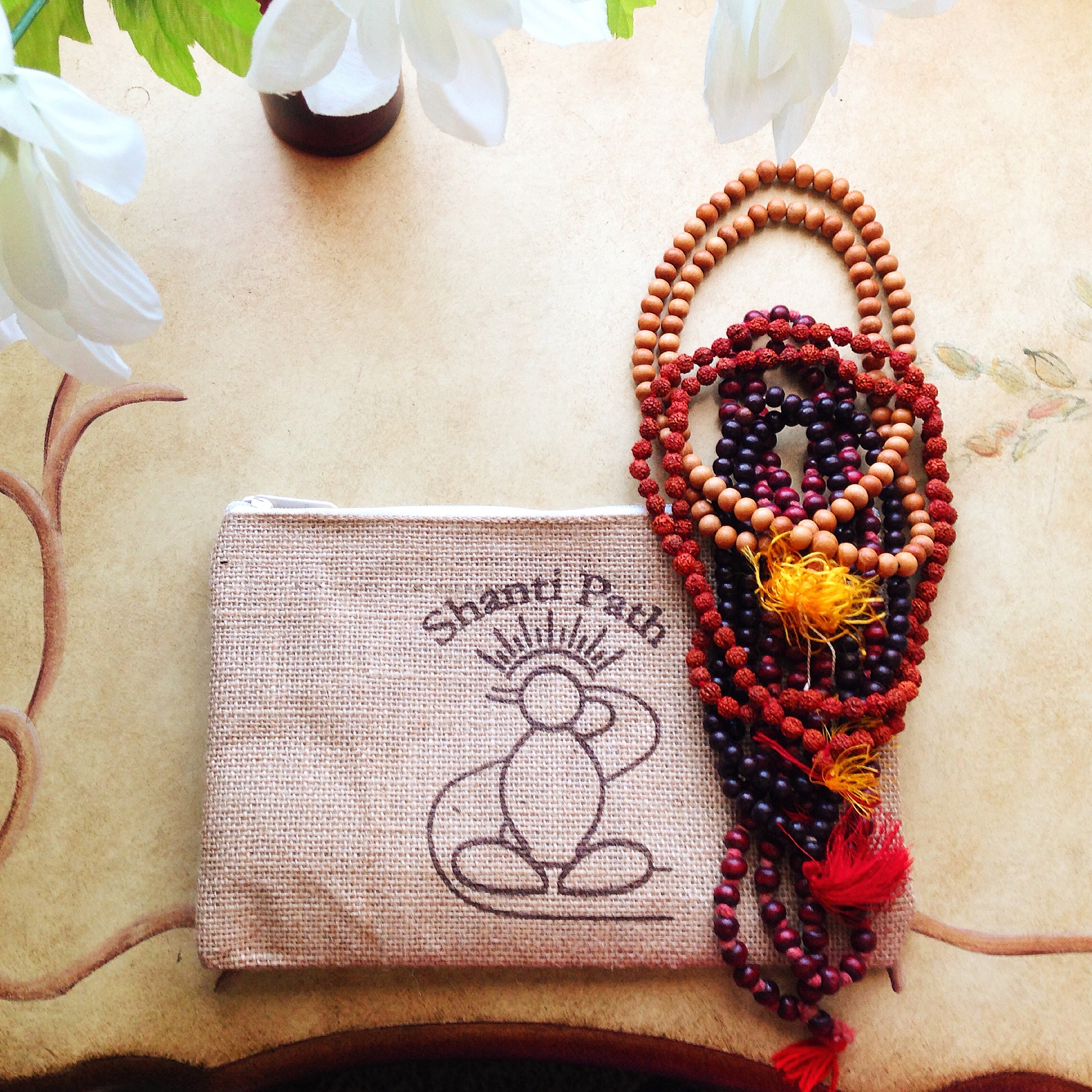 Shanti Path Meditation Kit Malas