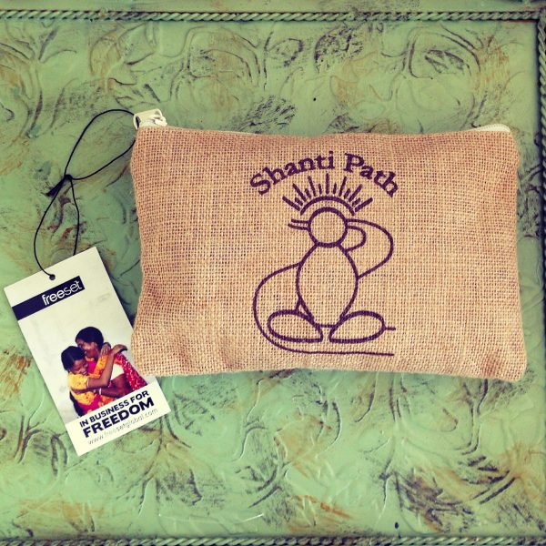 Shanti Path Meditation Kit Pouch