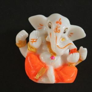 Orange Ganesh