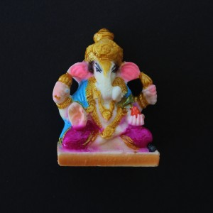 Colorful Ganesh